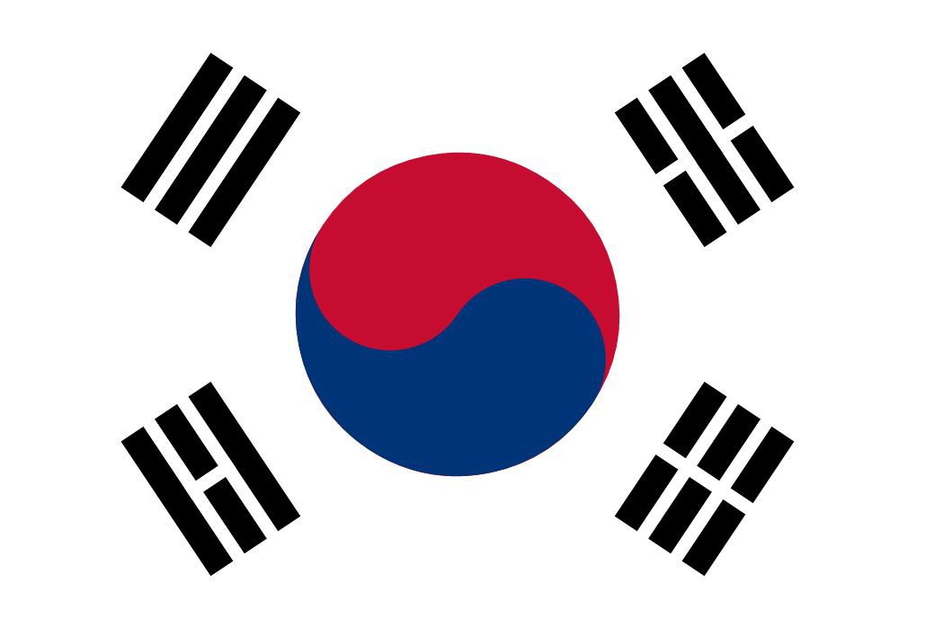 What is Taoism: South Korea flag